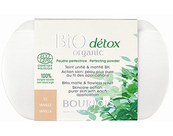 Bourjois Bio Detox Perfecting Powder for Women