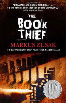 The Book Thief by Zusak, Markus [Paperback]