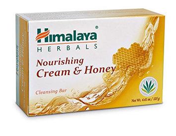 Himalaya Herbal Healthcare Nourishing Cream and Honey Cleansing Bar