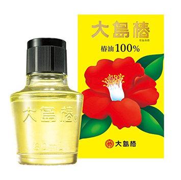 Oshimatsubaki Camellia Hair Care Oil