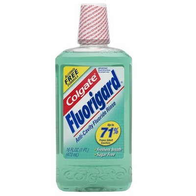 Colgate® Fluorigard® Anti-Cavity Fluoride Rinse