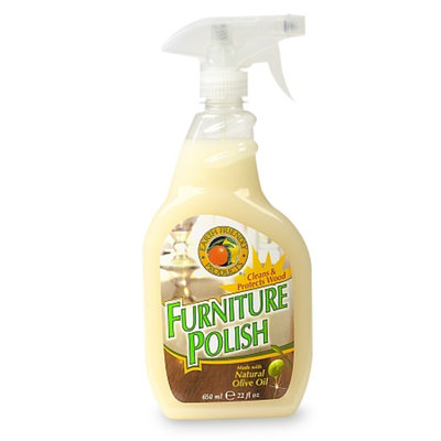 Earth Friendly Products Furniture Polish