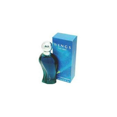 Wings By Giorgio Beverly Hills Edt Spray 3. 4 Oz