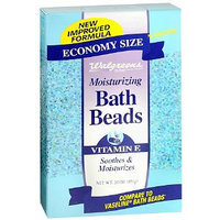 Walgreens Moisturizing Bath Beads