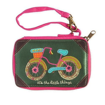 Natural Life Vegan Leather Pouch Bike It's The Little