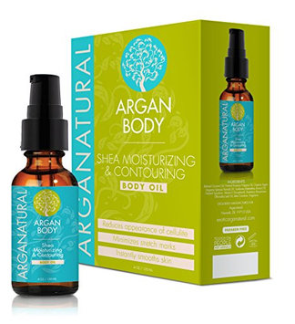 Arganatural Moisturizing and Contouring Body Oil