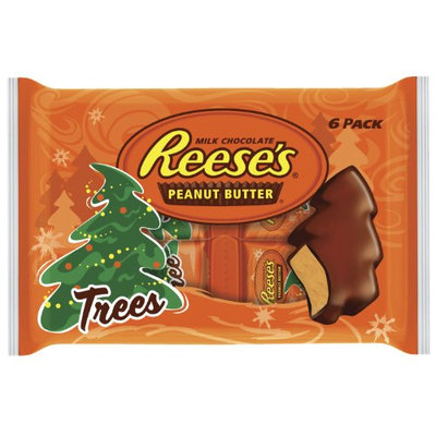 Reese's Holiday Peanut Butter Trees