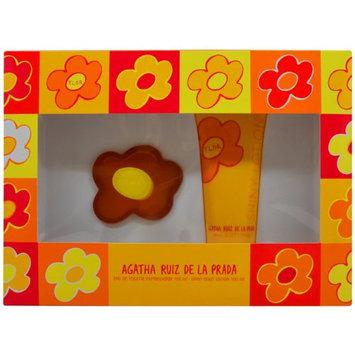 Agatha Ruiz de La Prada Flor 2 Piece Gift Set for Women
