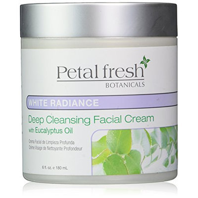 Bio Creative Lab Petal Fresh Botanicals White Radiance Deep Cleansing Facial Cream