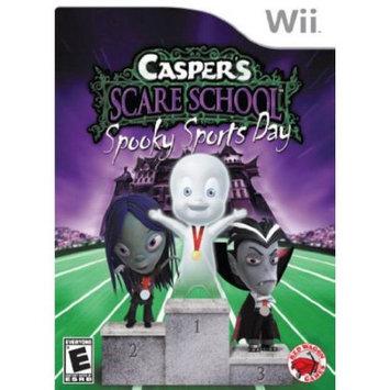 Red Wagon Casper Scare School: Spooky Sports Day (Wii)