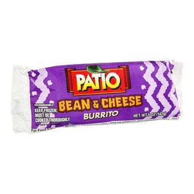 Patio Burrito Bean & Cheese