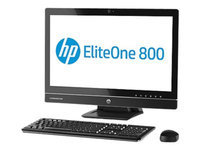 Hewlett Packard Hp Eliteone 800 G1 All-in-one Computer - Intel Core I5 I5-4590s 3 Ghz - Desktop - 4GB RAM - Intel Hd Graphics 4600 - Windows 7 Professional 64-bit [english] - 23 Touchscreen Display - (g5r41ut-aba)