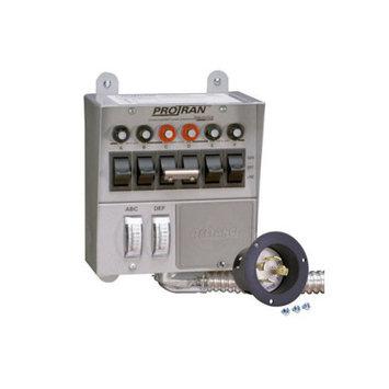Reliance Controls Pro / Tran Transfer Switch for 5000 Watt Generator
