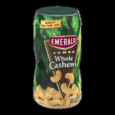 Emerald Whole Cashews Jumbo