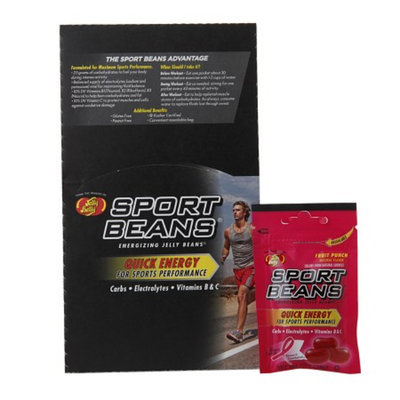Sports Beans Quick Energy Jelly Beans