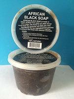 paste black soap African