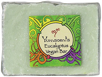 Yumscents Eucalyptus Vegan Bar Soap