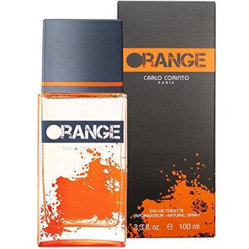 Carlo Corinto Orange EDT Spray for Men