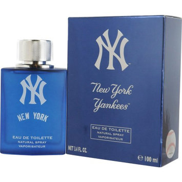 New York Yankees Eau de Toilette Spray for Men