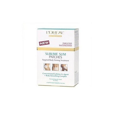 L'Oréal Body Expertise Sublime Slim Targeted Body Firming Treatment Patches, 4-Count Boxes