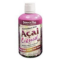 Acai Liquid by Nature's Plus 8 oz Liquid