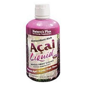 Acai Liquid by Nature's Plus 8 oz Liquid
