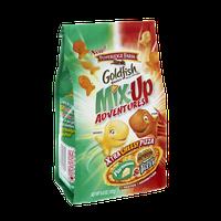 Pepperidge Farm Goldfish Mix-Up Adventures Parmesan & Xplosive Pizza Baked Snack Crackers