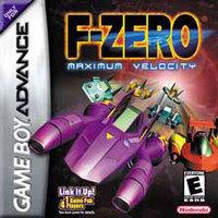 Nintendo F-Zero Maximum Velocity
