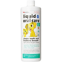 Petkin Pet Liquid Oral Care, 32-Ounce