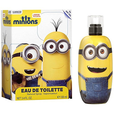 Air-Val International Minions Eau de Toilette Spray for Kids