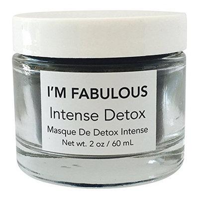 I'M Fabulous Cosmetics Intense Detox Mask