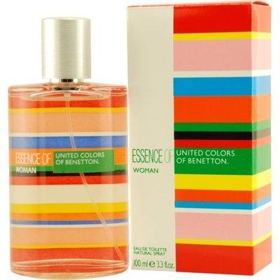 Essence of Benetton for Women By Benetton Eau-de-toilette Spray