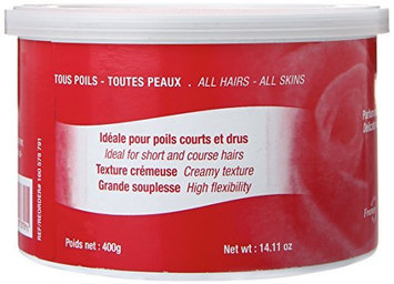 Escential Hair Removal Wax Rose 14.11 oz(Packaging May Vary)