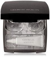 Georgie Beauty Deux Coeurs Luxury Edition Bridal Lash Compact
