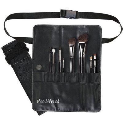 Da Vinci Series 48326 Professional 8 Brush Set in Napa Italian Leather Case with Belt