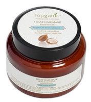 Topganic Treatment Hair Mask with Argan Oil
