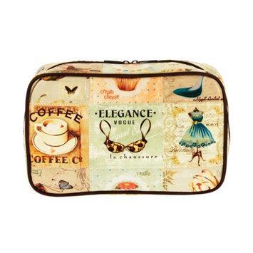 Danielle Nostalgic Patchwork Cosmetic Bag
