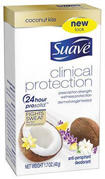 Suave® Clinical Antiperspirant Deodorant Coconut Kiss
