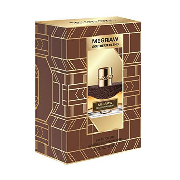 Tim McGraw Southern Blend Trendy Giftable Gift Set (0.5 Ounce Eau De Toilette)