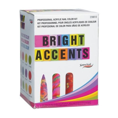 Supernail Acrylic Nail Kit