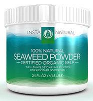 Seaweed Kelp Powder - Certified Organic & 100% Natural for Facial Masks