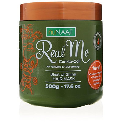 Real Me Blast of Shine Hair Mask