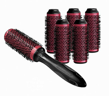 Click n Curl - Round Styling Brush Tool - Full Set - Small