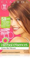 Herbal Essences Color Me Vibrant Permanent Hair Color 054 Amber Shimmer 1 Kit