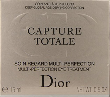 Capture Totale Multi-Perfection Eye Treatment By Christian Dior for Unisex