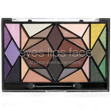 e.l.f. 32 Piece Vol 4 Geo Eyeshadow Palette