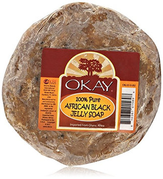 Okay African Black Soap Jelly