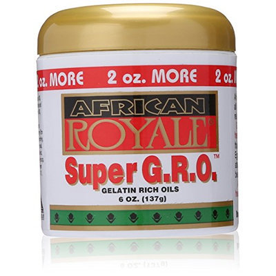 African Royale Super Gro Gelatin Rich Oil