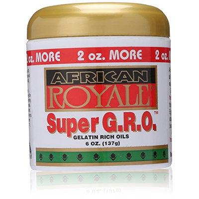 African Royale Super Gro Gelatin Rich Oil