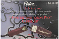 Oster Professional Oster T Finisher and Salon Pro Kit